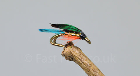 Kingfisher Butcher - Fast Flies top trout flies