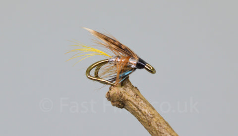 Silver Invicta - Fast Flies top trout flies