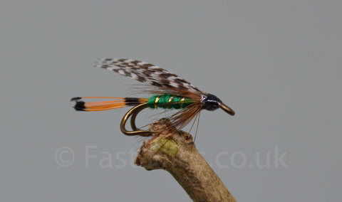 Teal & Green - Fast Flies top trout flies