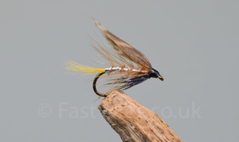 Silver Invicta x 3 - Fast Flies top trout flies