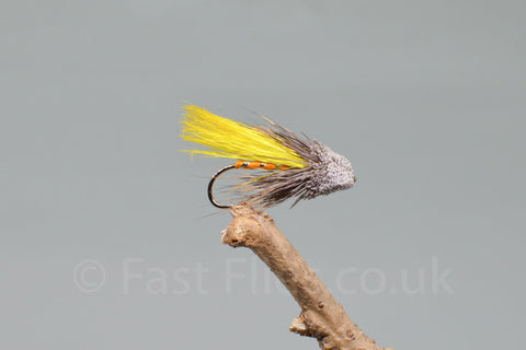 Texas Rose Muddler mini x3 - Fast Flies top trout flies