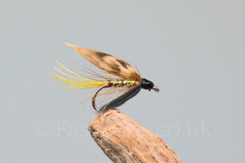 Pearly Invictas x 3 - Fast Flies top trout flies
