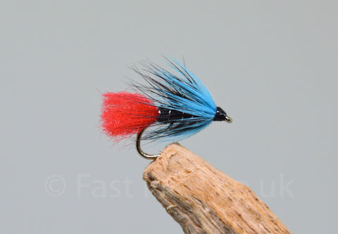 Blue Zulu x 3 - Fast Flies top trout flies