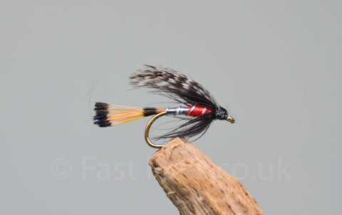 Peter Ross x 3 - Fast Flies top trout flies