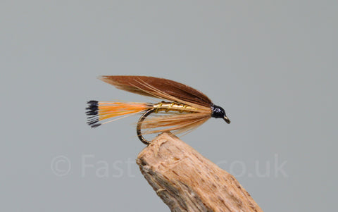 Cinnamon & Gold x 3 - Fast Flies top trout flies