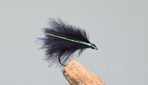 Pearl Cormorants x 3 - Fast Flies top trout flies