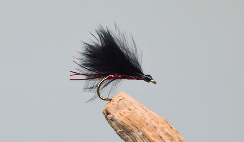 Red Cormorant x 3 - Fast Flies top trout flies