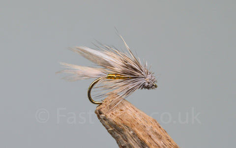 Gold Mini Muddlers x 3 - Fast Flies top trout flies