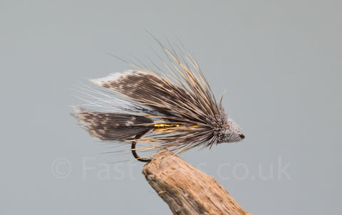 Gold Muddlers x 3 - Fast Flies top trout flies