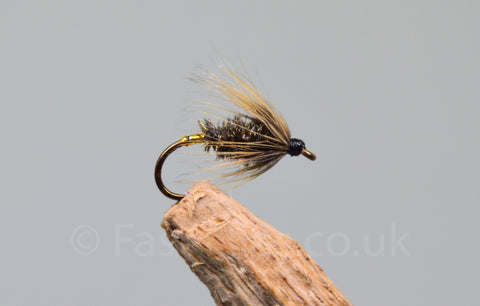 Coch-y-Bondhu x 3 - Fast Flies top trout flies