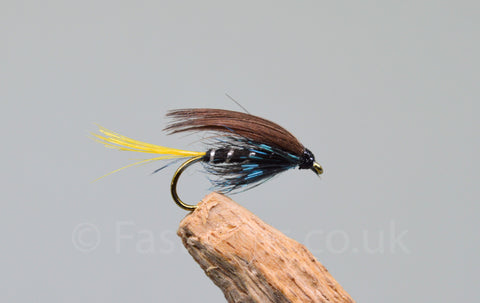 Connemara Black x 3 - Fast Flies top trout flies