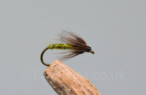 Greenwells Spiders x 3 - Fast Flies top trout flies