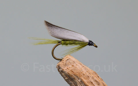 Olive Dun x 3 - Fast Flies top trout flies