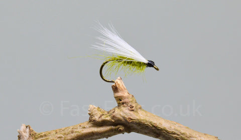 Bobs Bits Olive x 3 - Fast Flies top trout flies