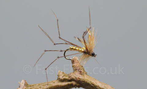 Daddy Longlegs x 3 - Fast Flies top trout flies