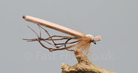Daddy Longlegs with Foam Body x 3 - Fast Flies top trout flies