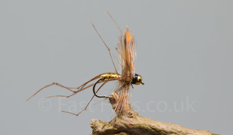 G.H. Daddy Longlegs x 3 - Fast Flies top trout flies
