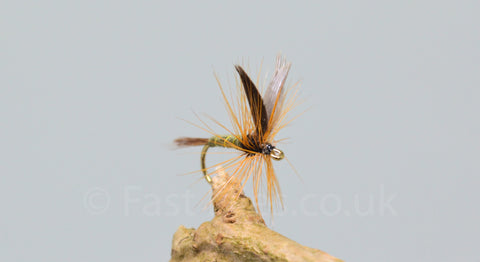 Greenwells Glory x 3 - Fast Flies top trout flies