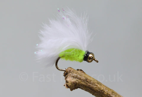 Gold Head Mini Cats Whiskers x 3 - Fast Flies top trout flies