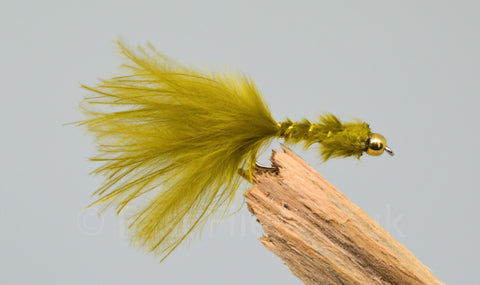 Gold Head Damsels x 3 - Fast Flies top trout flies
