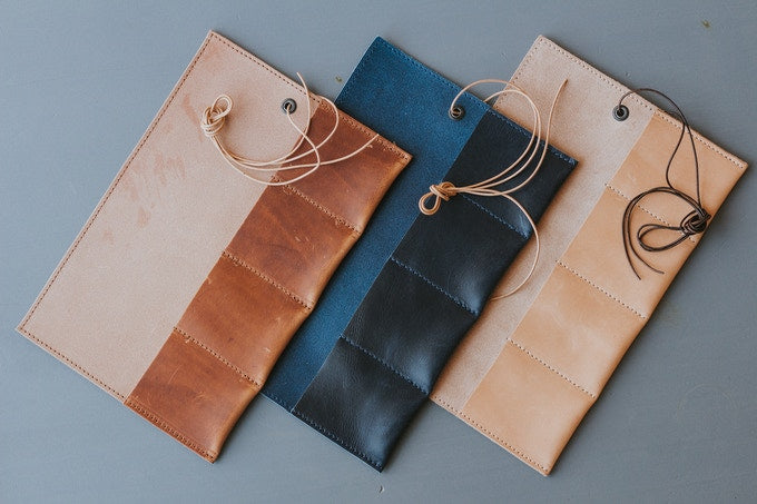 horween leather watch rolls