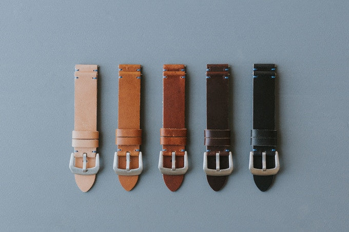 horween leather watch bands