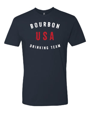 Bourbon USA Drinking Team