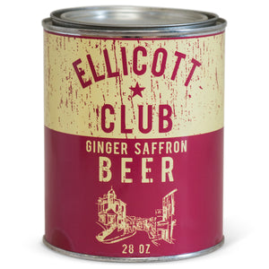 Ellicott City Vintage Tin Soy Candle 28 oz.