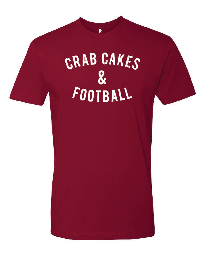 Crab Cakes & Football