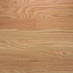 Color Plank 3/4 Red Oak Natural