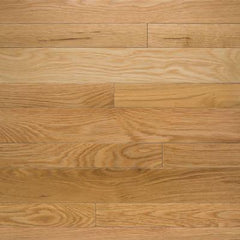 Color Plank 3/4 White Oak Natural