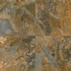 "Armstrong Allegheny Slate Copper Mountain 12""x24"""