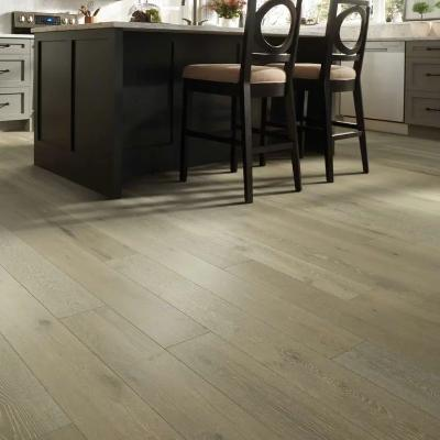 Shaw Exquisite Waterproof Hardwood Floorte Champagne Oak