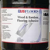 US Floors Wood and Bamboo Adhesive - Flooring Market