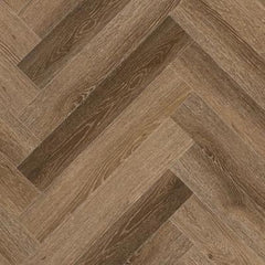 COREtec Plus Enhanced Herringbone Rome Oak