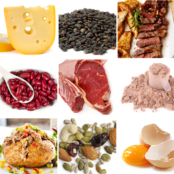 24 Easy Ways To Boost Your Protein Intake