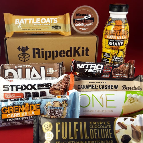 Custom Subscription (3 Month Prepay - Gift)  - RippedKit
