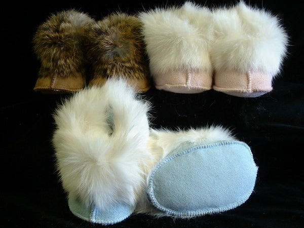 Baby Trader Slippers