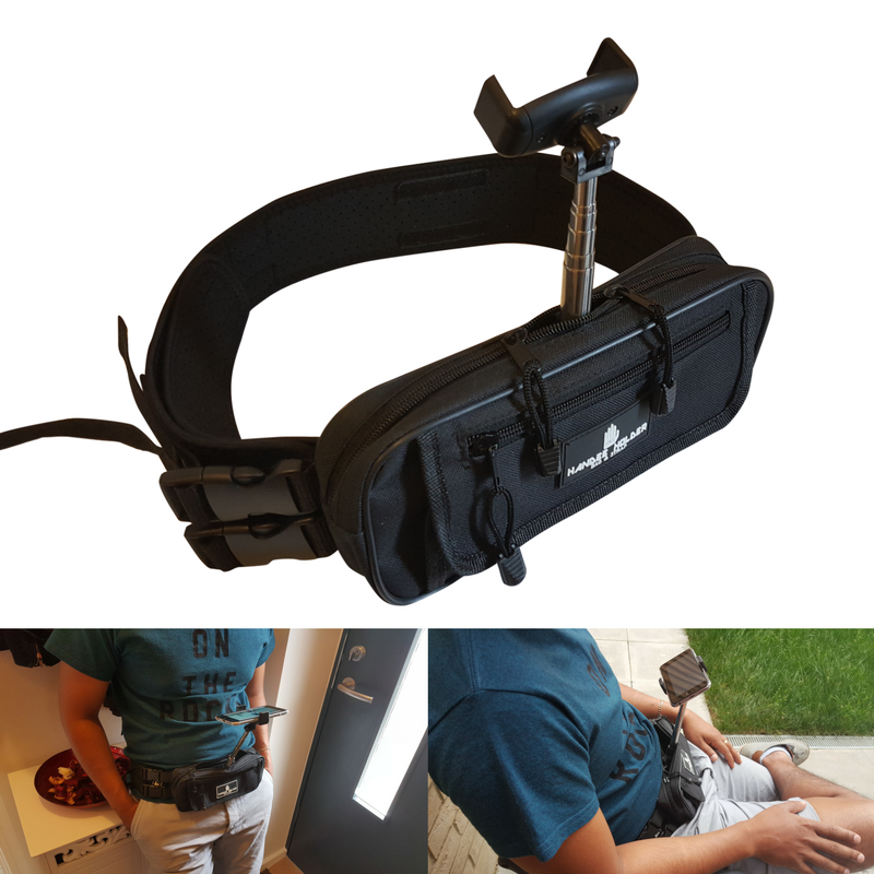 Waist Bag Smartphone Holder