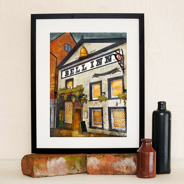 The Bell Inn Limited Edition Framed Prints