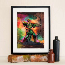 Robin Hood Limited Edition Prints