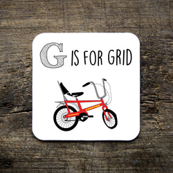 G is for Grid Coaster