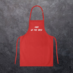 Man of the 'ahse Apron