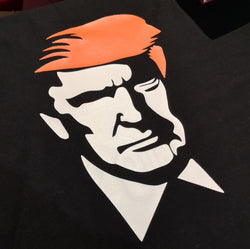 Ask me about my DICK disguise Donald Trump T-shirt