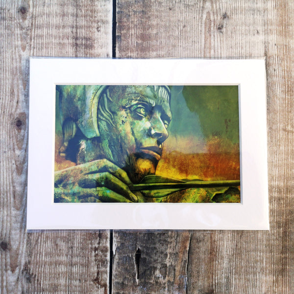 Outlaw of Sherwood Limited Edition Prints