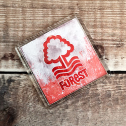 Forest Logo Fridge Magnet