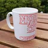 Mornings are for coffee and contemplation Mug