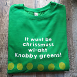 Knobbeh Greens! Christmas Jumpers
