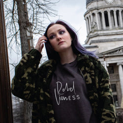 Rebel-lioness Sweatshirt