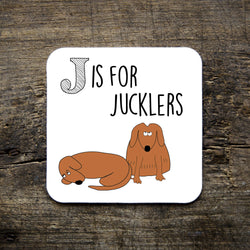 J is for Juckler Coaster